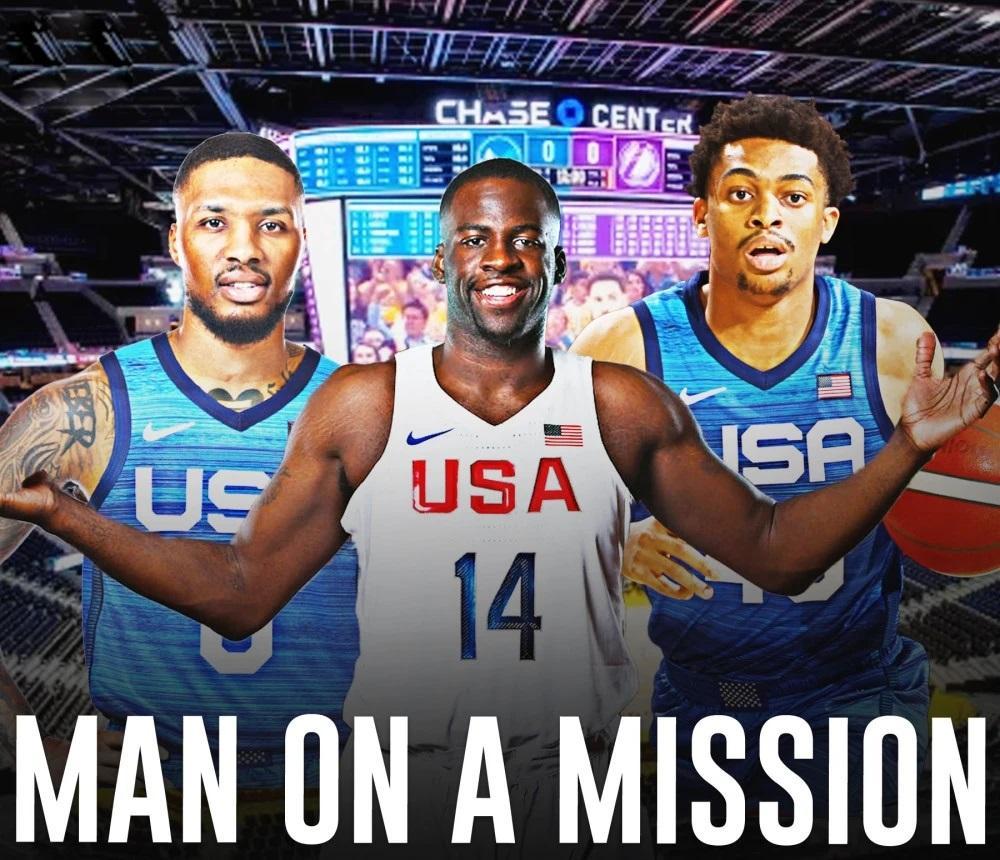 格林的举动引起众怒!NBA记者:波波后悔把他招进梦之队!