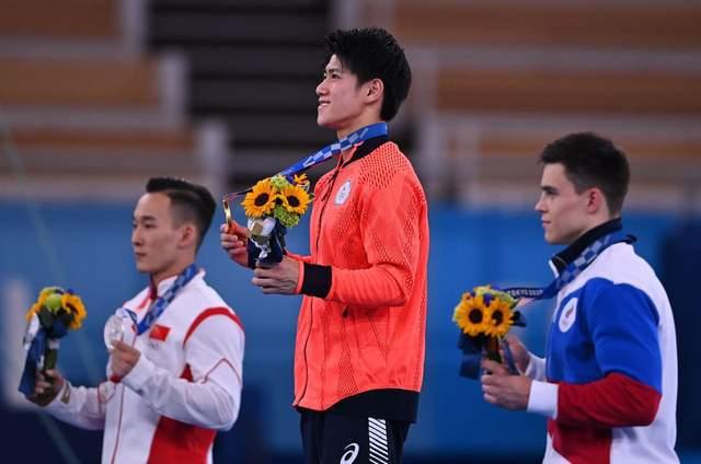靠裁判偷走肖若腾的金牌后,桥本大辉理直气壮:我五年