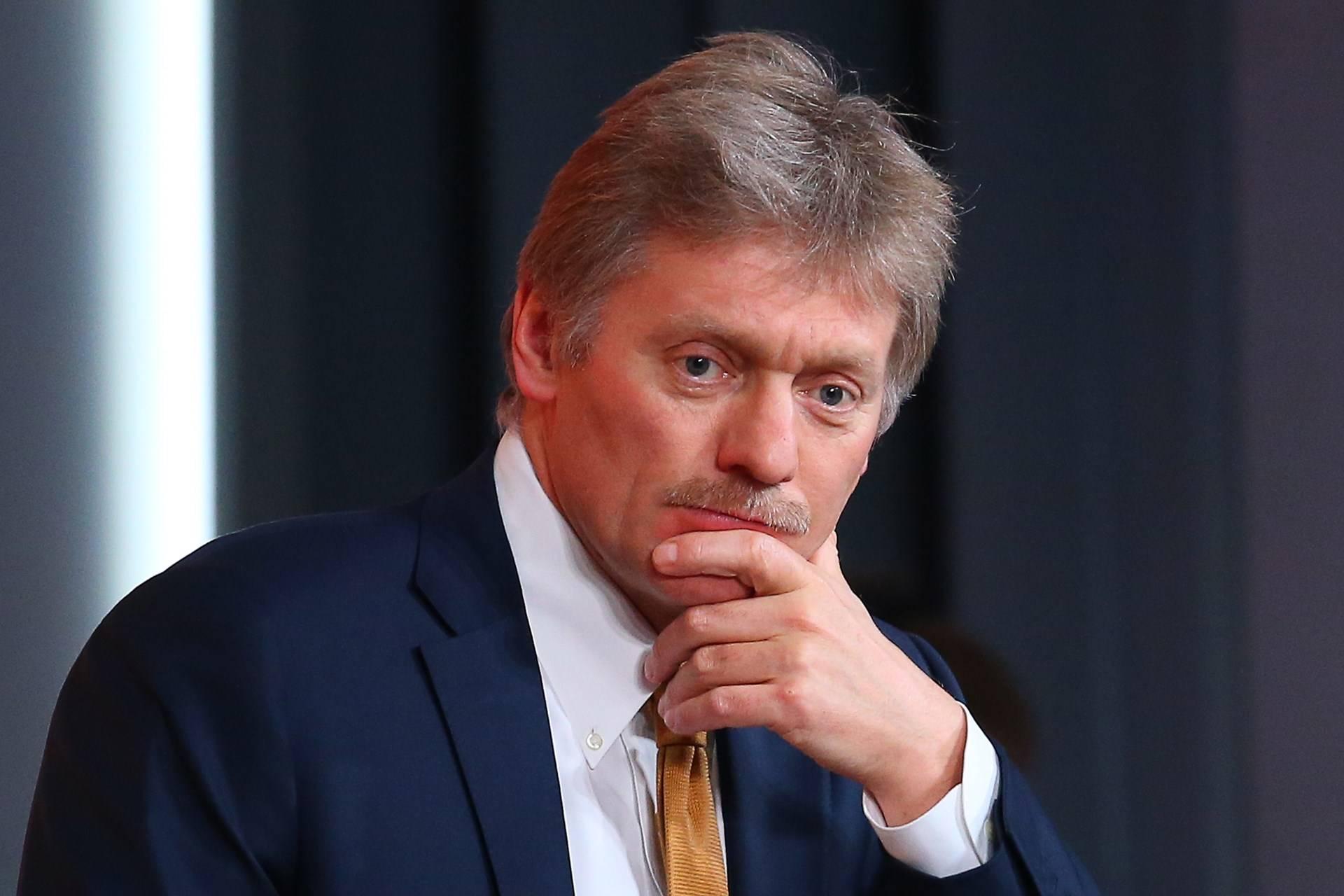 俄总统新闻秘书:俄美并非伙伴而是对手