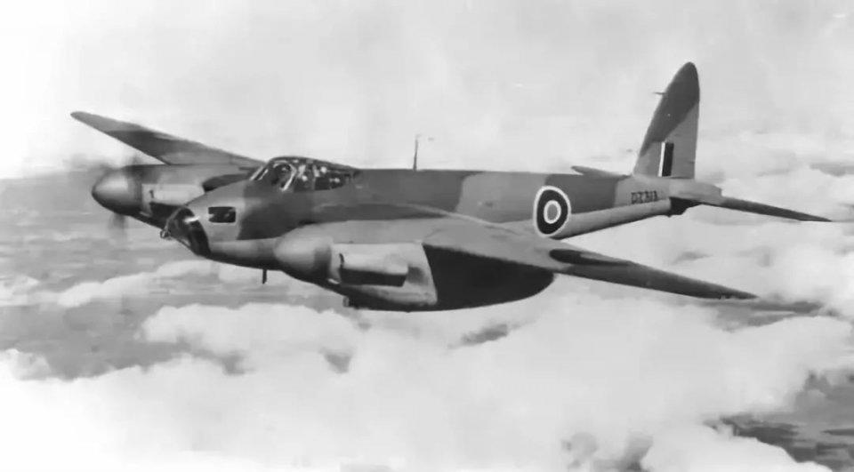 来自大英帝国的蚊式战机:为何损失如此惨重?
