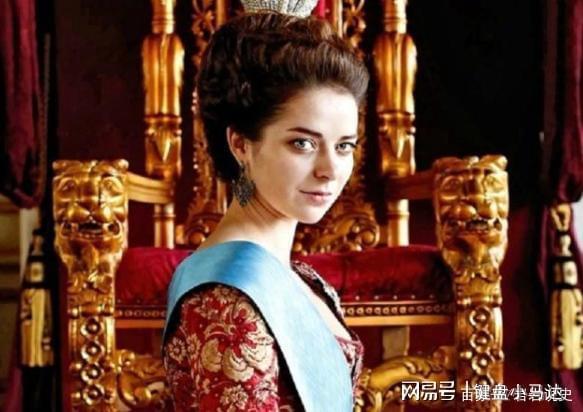 沙皇叶卡捷琳娜:与大臣生下儿子,带领沙俄走向强盛