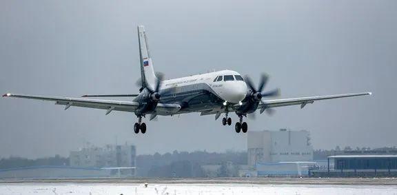 俄罗斯正在开发四发版本的伊尔-114 客机