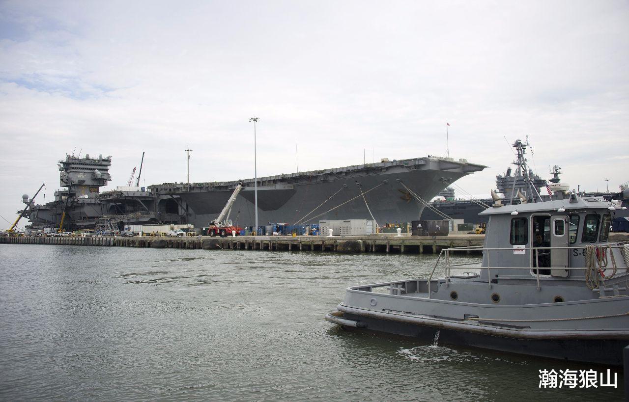 这些技术全部验证完毕,13万吨级的目标舰才会开工!
