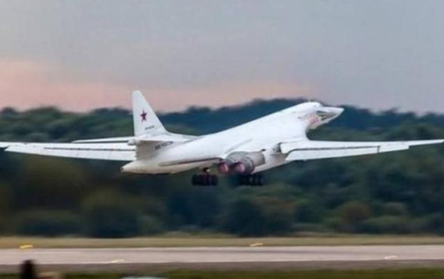 """美军遭遇""""空前威胁""""?50架图-160或将来袭,堪称俄罗斯""""王牌"""""""