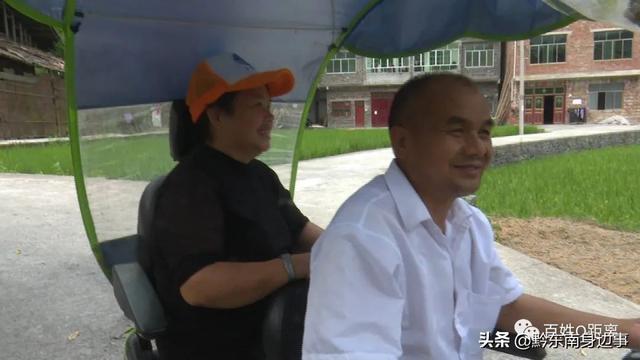 三穗县一村民11年守护病妻,不离不弃