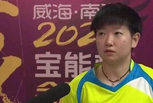 奥运会女单决赛中,孙颖莎为什么会输给陈梦?