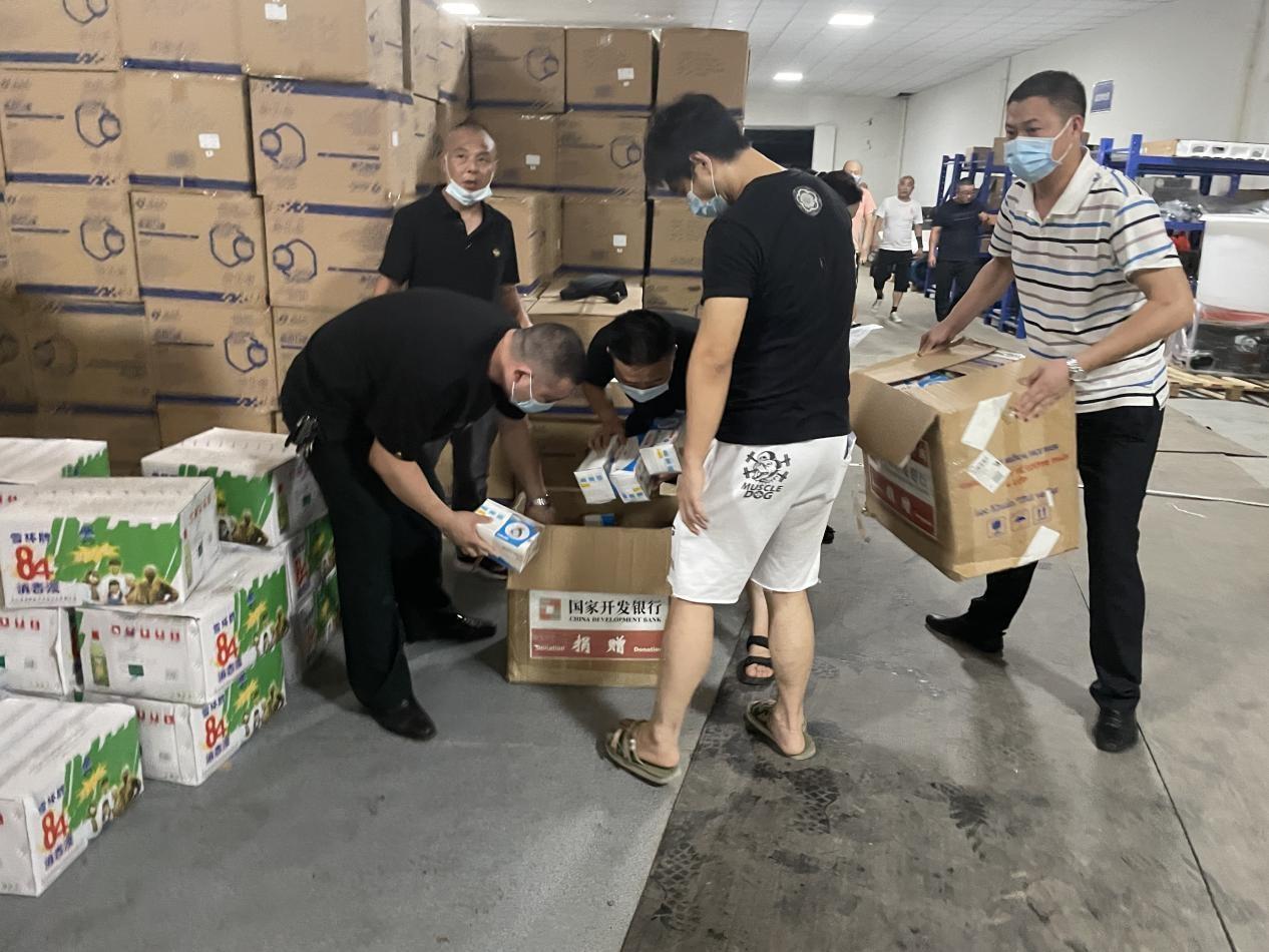 荆州:荆州区防疫应急,保障有力