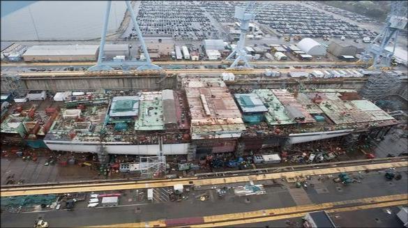若日本有足够的金钱,那么是否有能力建造核动力航母?