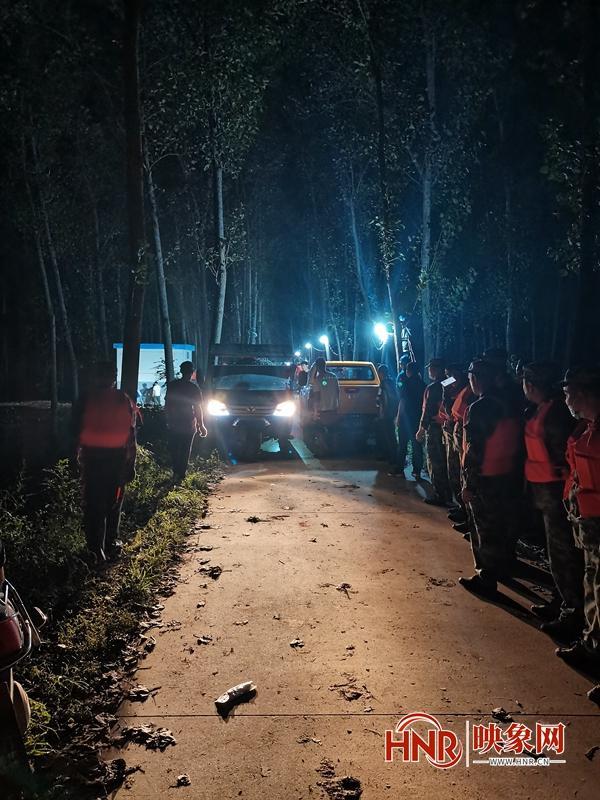 西平县成功排除一水闸洪水倒灌险情