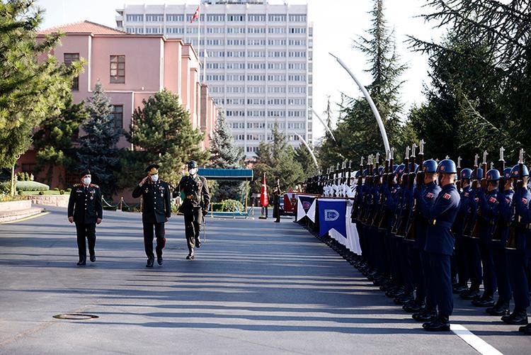 阿塞拜疆总参谋长访问土耳其 两国与巴基斯坦举行联合军演