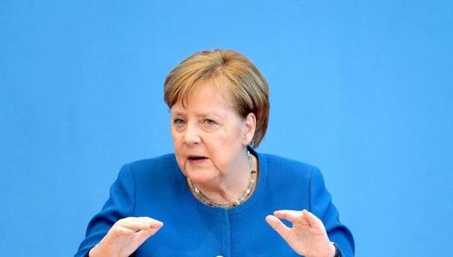 德国女总理默克尔:理科博士从政,与导师同住12年,悄悄领证结婚
