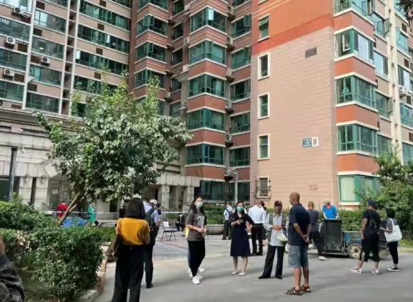北京朝阳区解除疫情感染,都会华庭小区已解封,辛苦大家配合工作