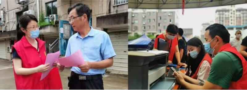 """芜湖南陵:党建引领医保""""志愿服务+"""" """"联点共建""""助文明城市更美好"""