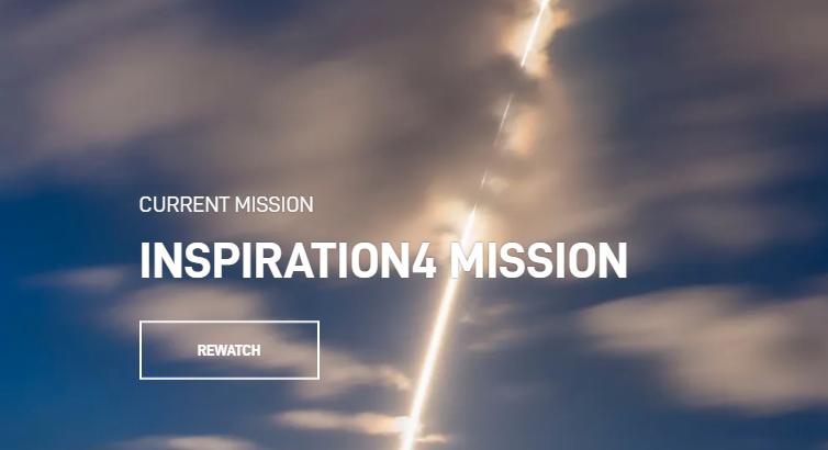 """SpaceX""""龙""""飞船搭载四名乘客将绕地飞行三天,""""全平民""""太空游点燃人类探索热情"""