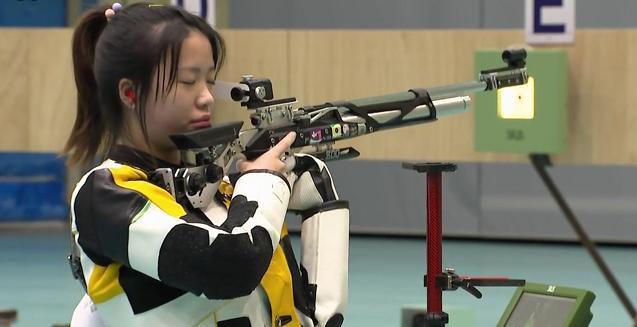 无缘逆转!杨倩强项遗憾丢冠,奥运首金项目摘铜,王芝琳逆袭