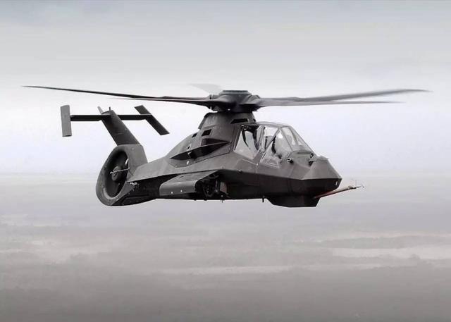 """美军为何最终放弃了""""科曼奇""""武装直升机?"""