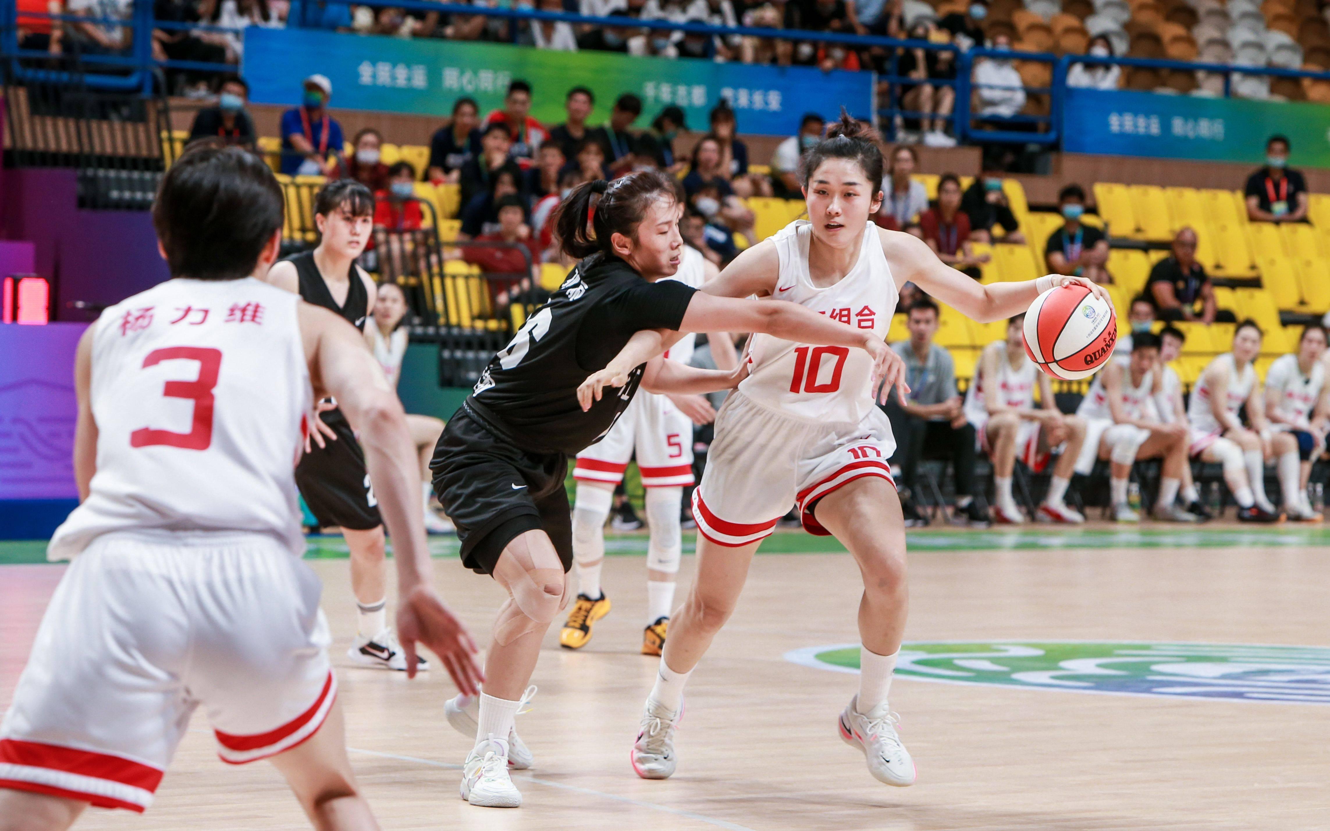 全运会为何有中国女篮没男篮?奥运全运撞车催生特殊政策