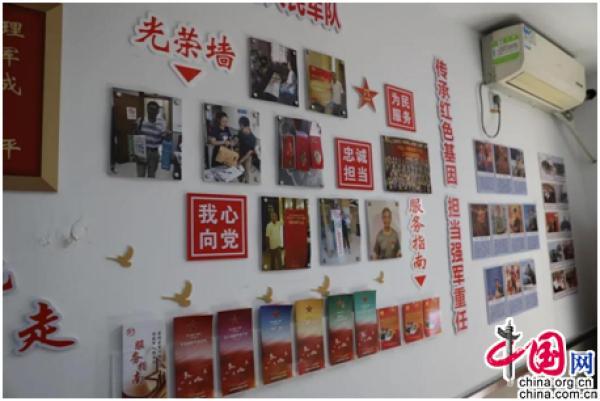 上海市普陀区退役军人事务局对示范型退役军人服务站验收检查_中国政务