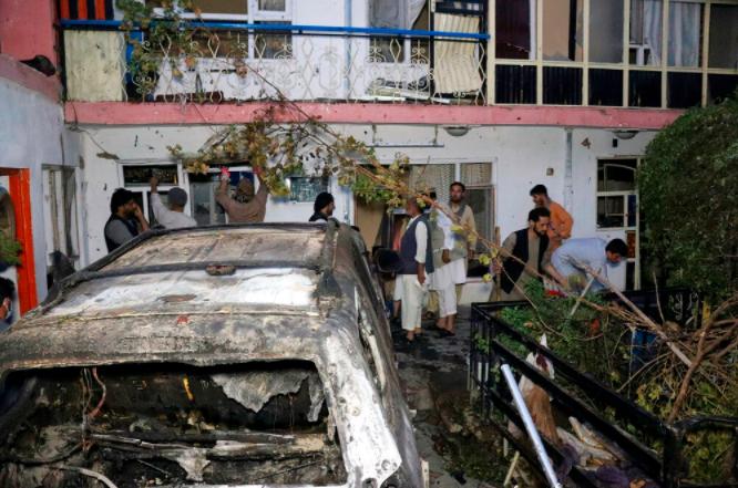 遭美军误杀阿富汗平民家属:美国道歉还不够,必须调查严惩
