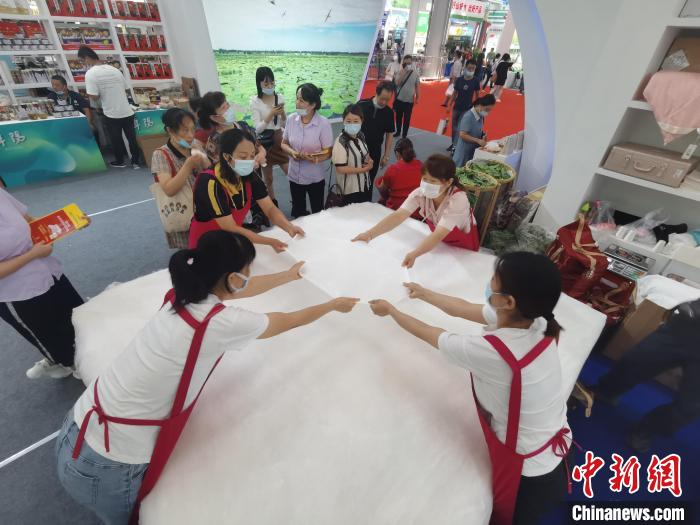 2021合肥农交会签约项目金额707亿元 沪苏浙占比近四成