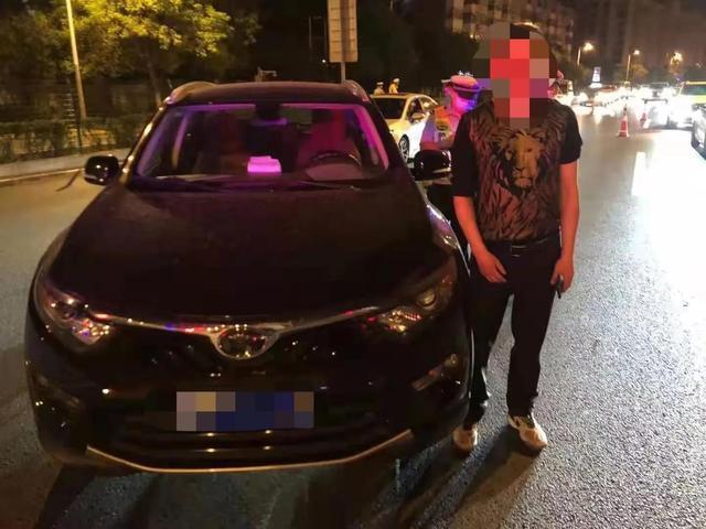 无证酒驾车 罚款又拘留