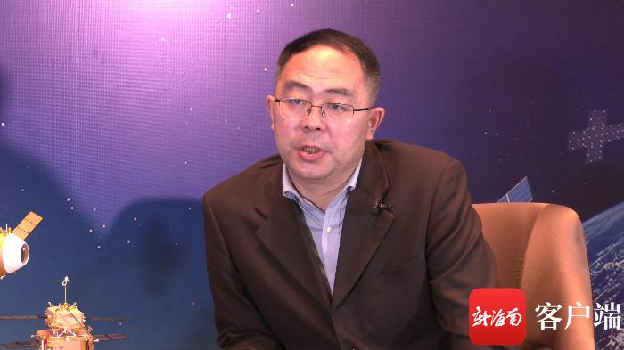 椰视频 | 银河航天(北京)科技有限公司副总裁颜根廷:海南具有国际化、全球化卫星应用的巨大潜力