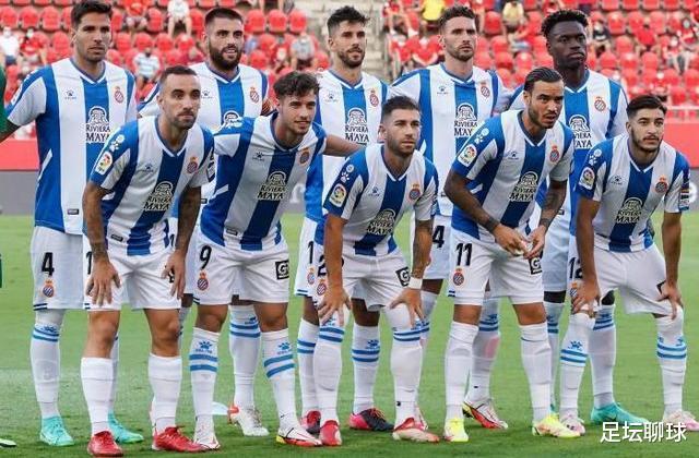 1-0!西班牙人新援大爆发,对手投诉遭裁判无视,武磊替补席观战