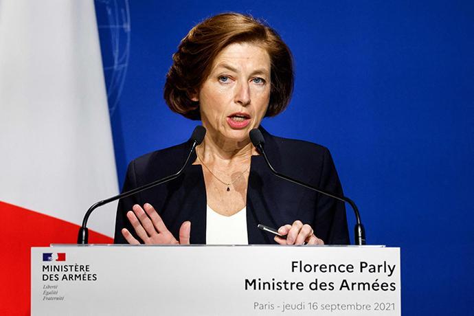 继续表达不满,法国防长取消与英国防大臣本周会面计