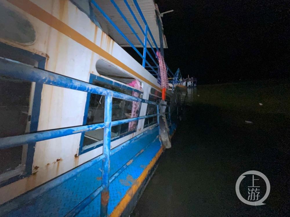 六盘水沉船乘客多为放假回家的中学生,超载17人船系私人挂靠女船主当场遇难