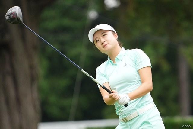 中国内地女子高尔夫前十排序没改变,鲁婉遥世界排名