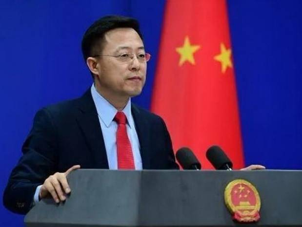 外交部:亚太人民需要增长和就业,不是潜艇和火药