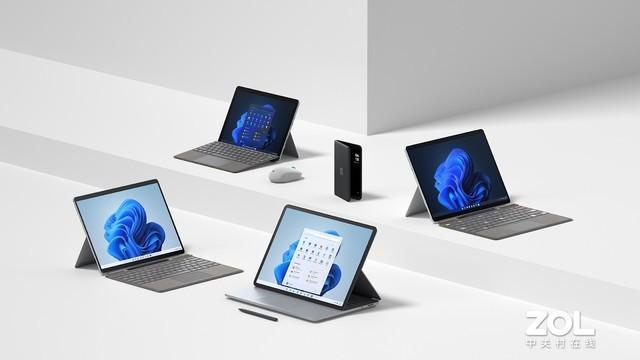 微软发布Surface Laptop Studio,搭载英特尔H35处理器