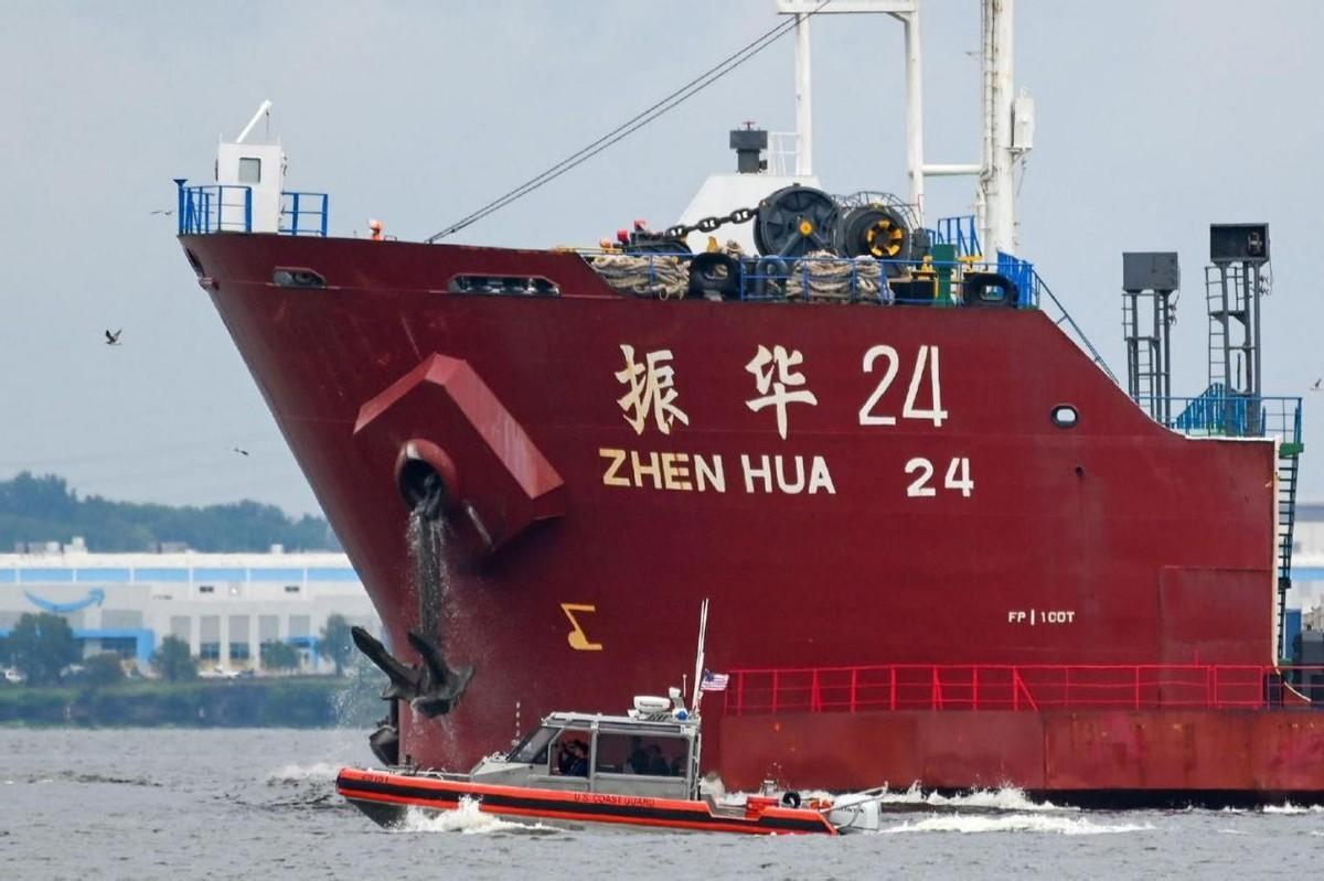 """中国的""""大家伙""""亮相美国,当地人惊叹不已:这就是大国重器啊!"""