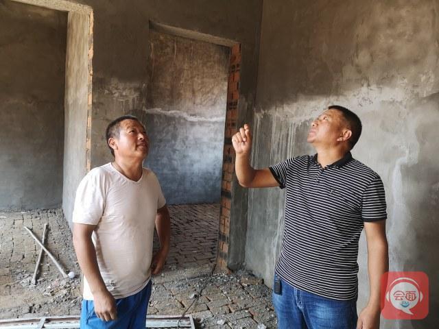 【灾后重建】重建家园 胡新生的新生