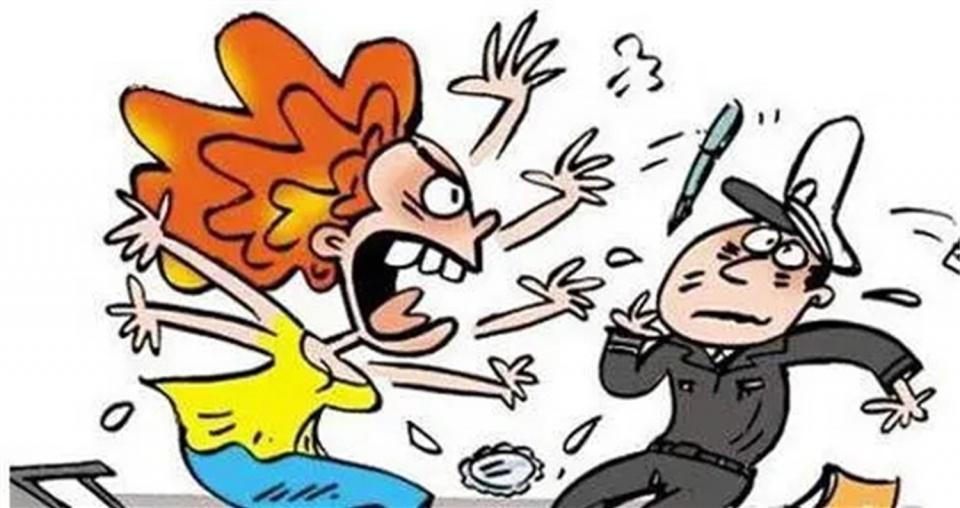 警察两次鸣枪示警!南充一女子暴力阻碍执行公务被判刑!