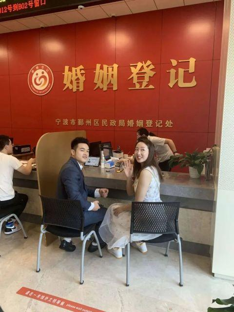 恭喜!今天,石智勇在宁波领证结婚!他们的红娘竟是……