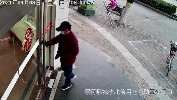 """自制""""鱼竿""""连续盗窃,漯河男子被民警蹲守抓获"""