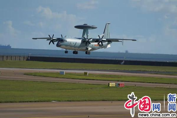 剧透!空警-500H等众多先进航空装备首次亮相中国航展