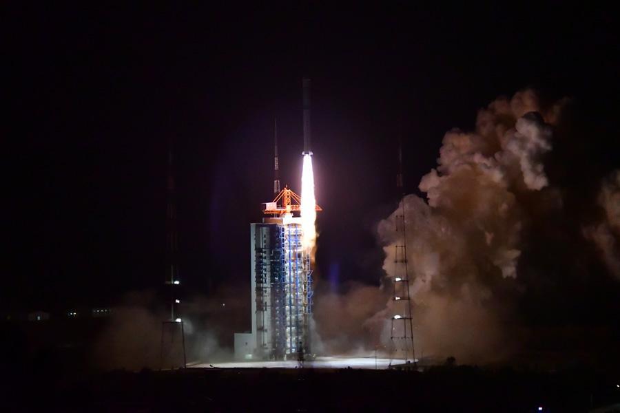 """探测目标:太阳!""""羲和号"""" 科学技术试验卫星成功发"""