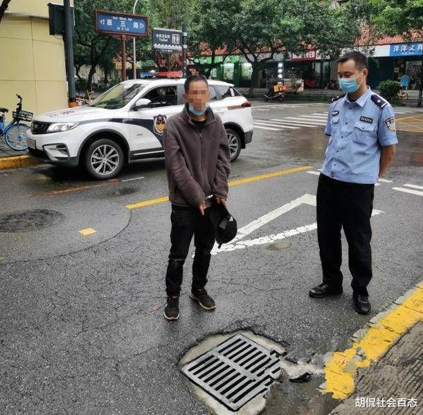"""陕西男子偷井盖,月赚26000元,网友:这个盗贼真""""勤奋""""啊!"""