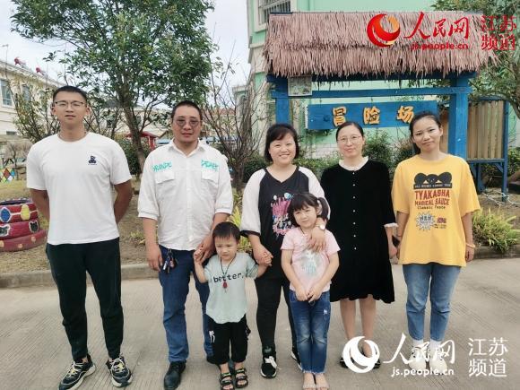 急难愁盼 江苏启东:儿女如愿就读一所幼儿园 外来务工家长接送不愁了