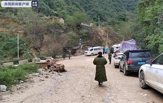 陕西太白金矿泥石流事故搜救结束,被困4人全部遇难