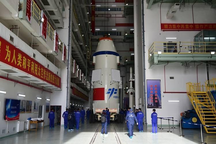 细心中蕴藏雄心,上海航天人把握时代脉搏勇攀高峰