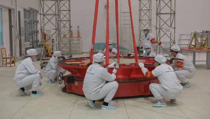 神舟十三号成功发射的背后,上海航天人功不可没