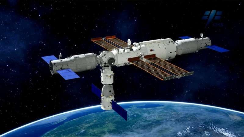 """换个方向停靠空间站 """"太空华尔兹""""再获零误差"""