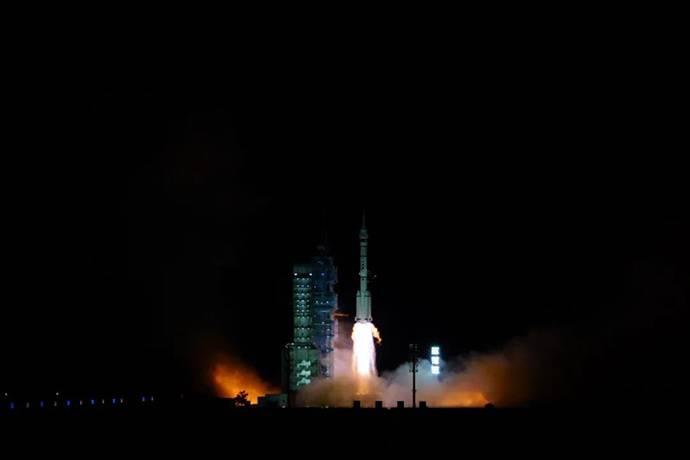 神舟十三号径向交会对接考验了上海智慧,航天员将在天宫过年