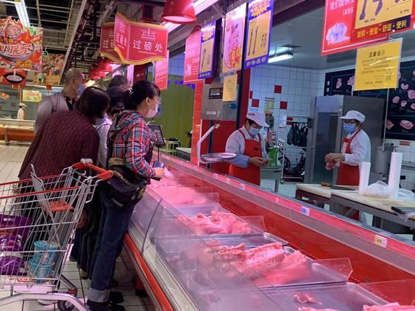 发现没,你家吃的猪肉一斤涨了五六元