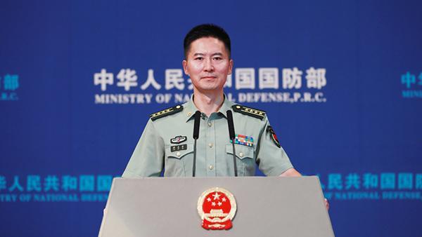 国防部:美多次过航台湾海峡、军机抵降台岛严重破坏