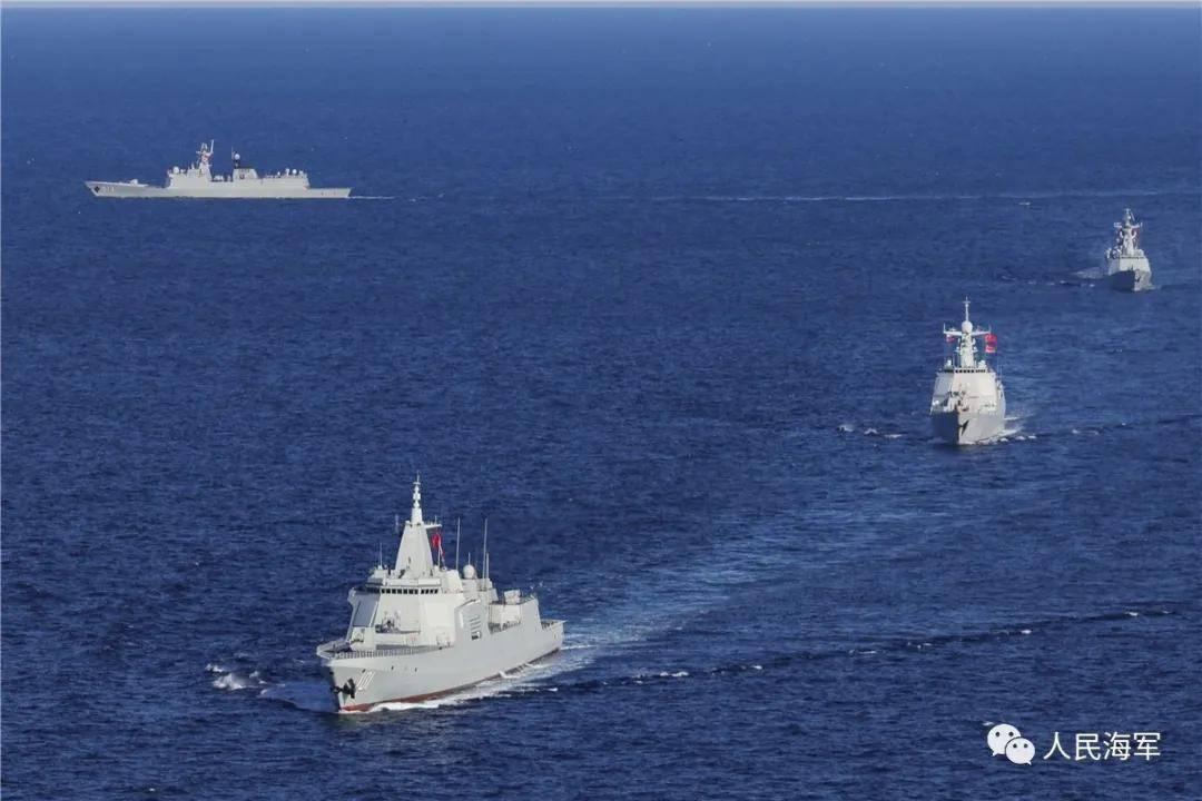 观察|能否重回巅峰?从中俄联合军演看俄太平洋舰队的发展