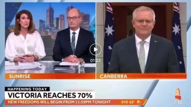 突发!澳总理宣布留学生和这些人下个月可回来,新州解封后确诊反弹,大家还是少出门啊